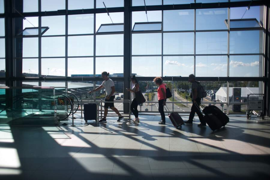 6 - Aéroport de Copenhague, Danemark
