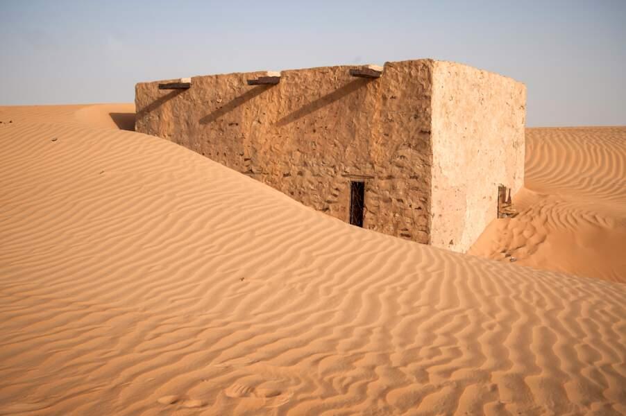 L'avancée du désert