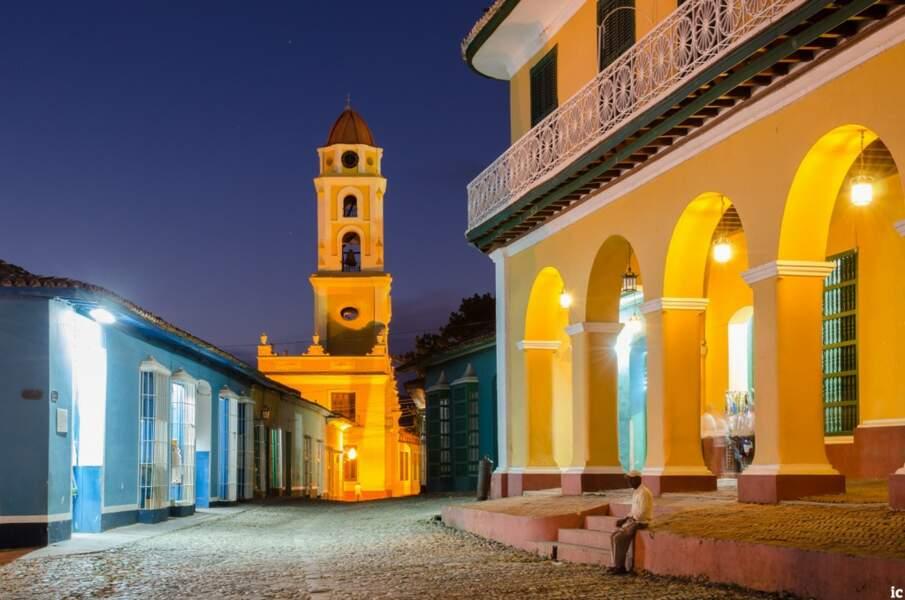 Fin de journée à Trinidad, Cuba, par Isabelle Caubet / Communauté GEO