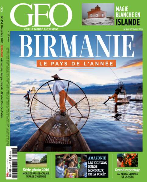 Retrouvez l'intégralité du reportage dans le magazine GEO n°454 (décembre 2016)