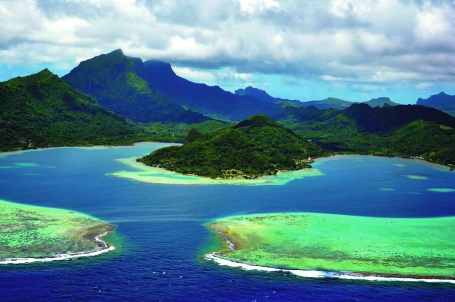 Le paysage culturel de Taputapuātea, en Polynésie française