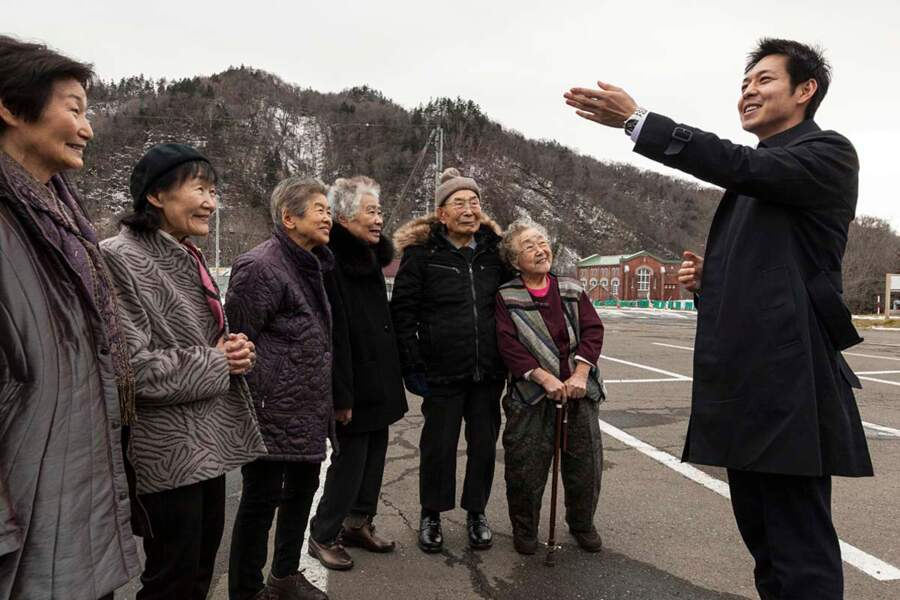 Yubari, la ville la plus âgée du pays est dirigée par son plus jeune édile