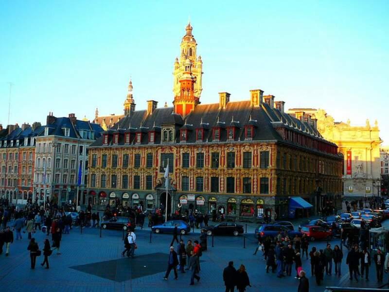 Diaporama n°8 : Lille : Escapade dans la vieille ville