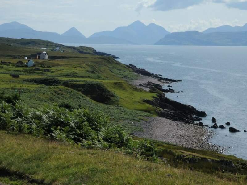 Diaporama n°5 : Au coeur des Highlands d'Ecosse