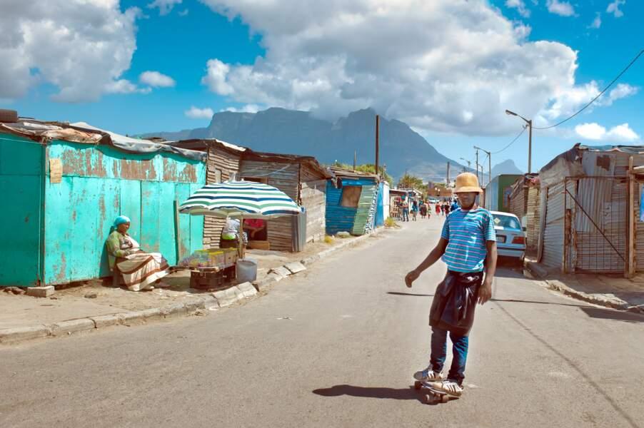 Langa, l'un des plus anciens townships du Cap