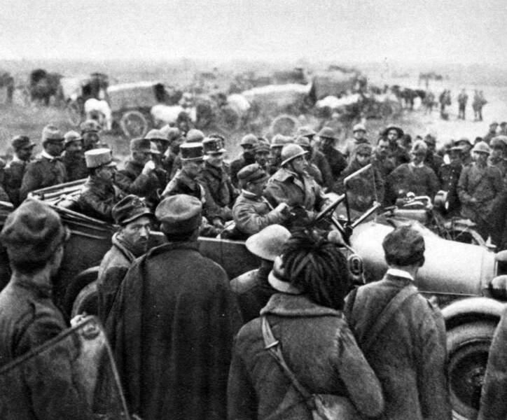 26 octobre 1918 : les Italiens terrassent les Autrichiens