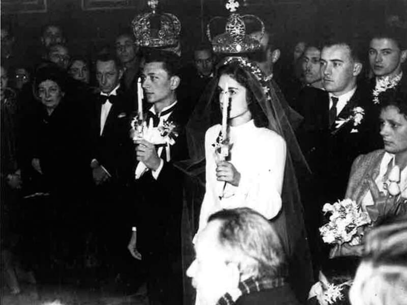 Mariage à la russe