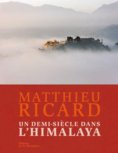 Un demi-siècle dans l'Himalaya, Matthieu Ricard