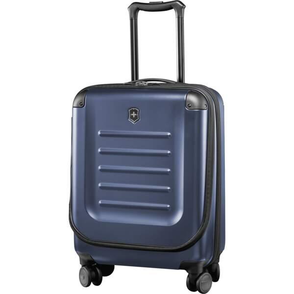Pratique et réputée indestructible, la ligne Spectra 2.0 est extensible pour augmenter le volume de sa valise
