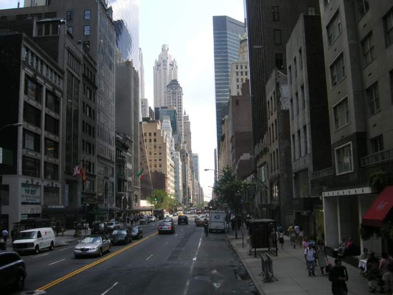 Déambuler sur la 5e Avenue