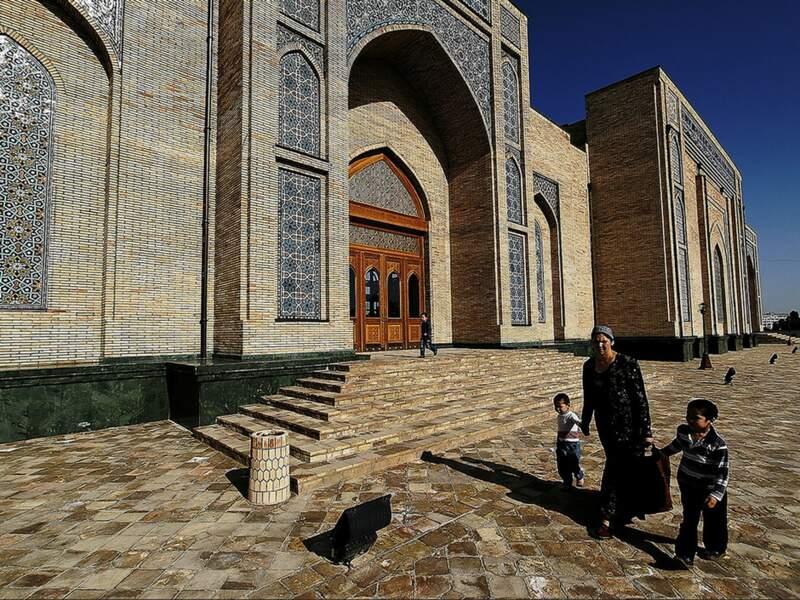 Diaporama n°12 : Ouzbékistan : sur les routes de la soie