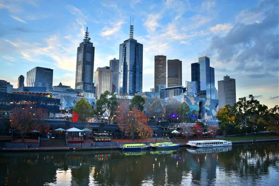 10 - Melbourne (Australie)