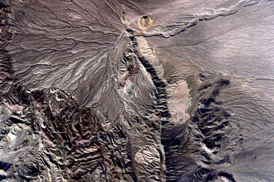 Ash Springs dans le Nevada, Etats-Unis
