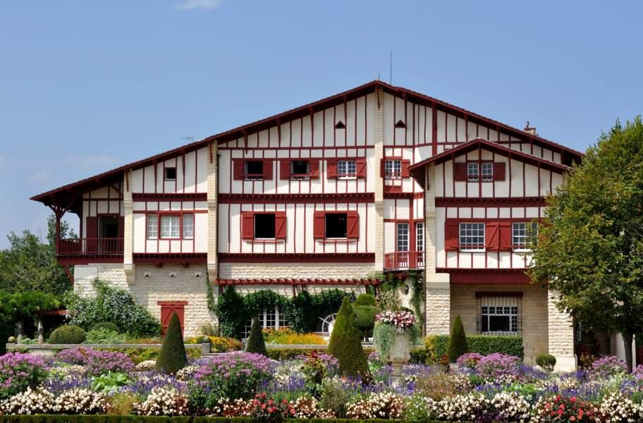 Villa Arnaga, Cambo-les-Bains (Pyrénées-Atlantiques)