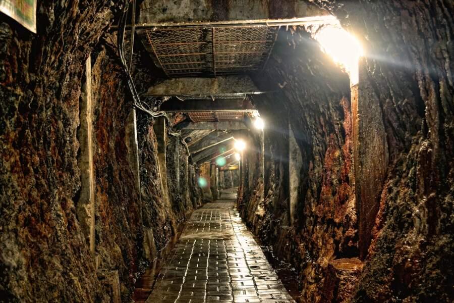 Patrimoine de la mine de charbon d'Ombilin à Sawahlunto, en Indonésie