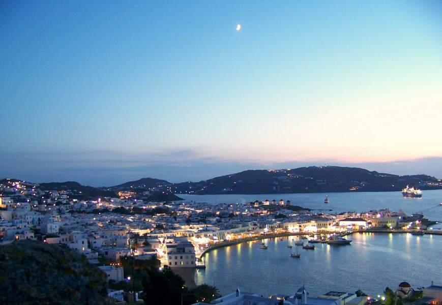 Les îles Cyclades, un des plus beaux archipels du monde