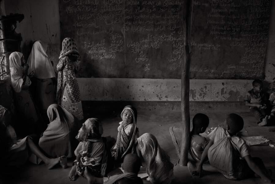 A l'école coranique