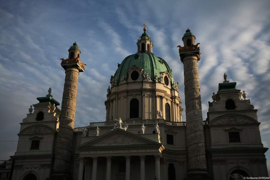 L'église Saint-Charles, emblème de la ville