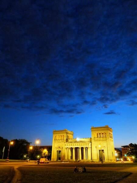 Allemagne - Munich by night
