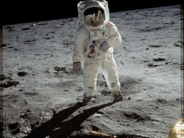 50 ans après, revivez en images Apollo 11 et les premiers pas de l'Homme sur la Lune