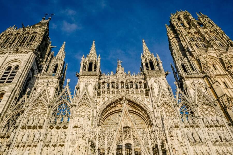 Le chef-d'œuvre du gothique flamboyant