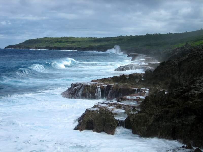 L'île de Niue