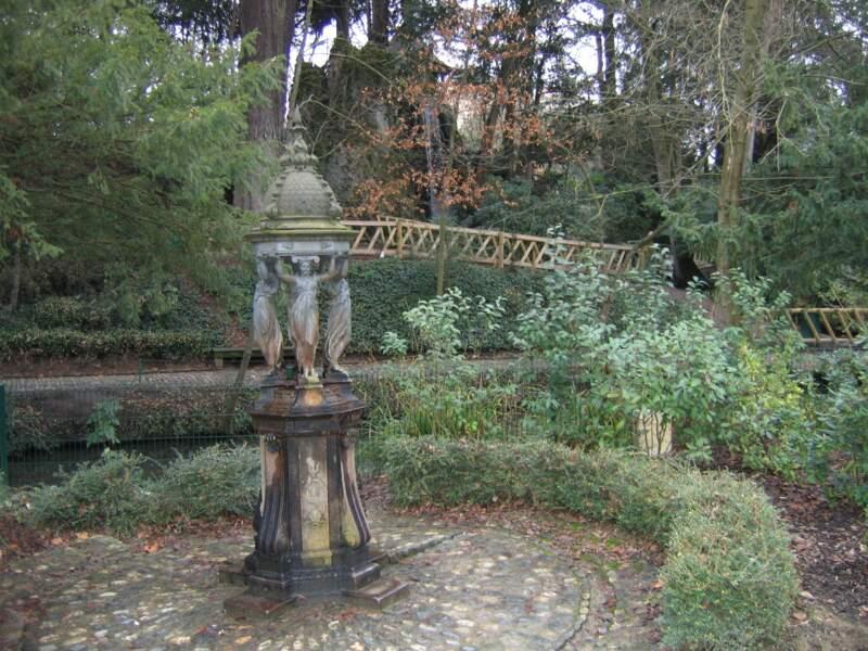 Le Jardin des Plantes, poumon vert de Toulouse