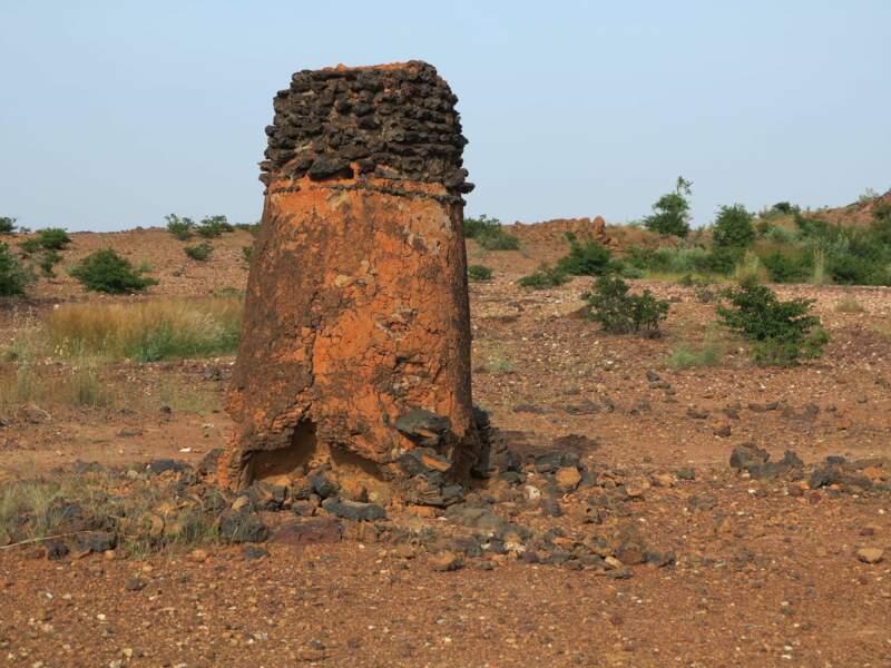 Sites de métallurgie ancienne du fer au Burkina Faso