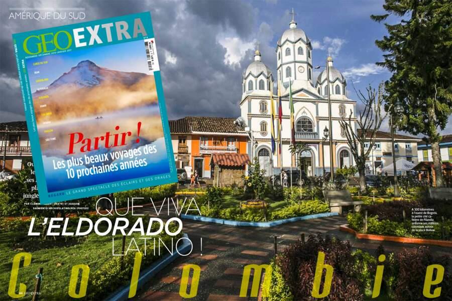 """Pour aller plus loin, découvrez notre grand reportage """"Colombie : que viva l'eldorado latino !"""""""