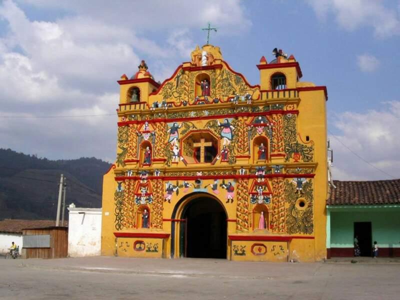 Diaporama n° 6 : Guatemala : au cœur du monde maya