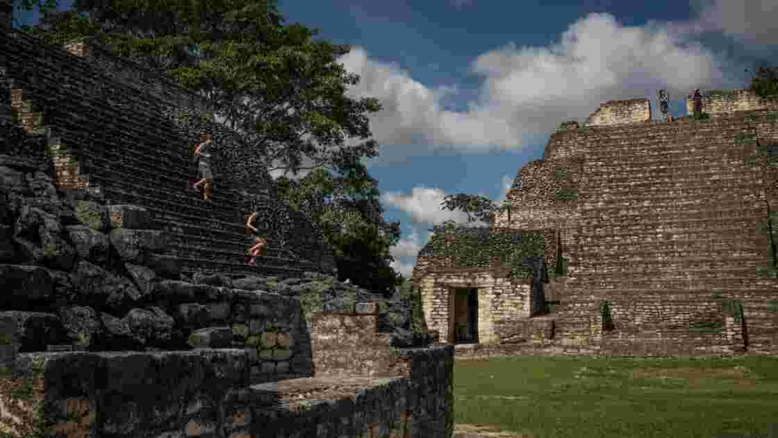 Au Belize il y a 1000 ans, les Mayas exploitaient (déjà) la forêt tropicale