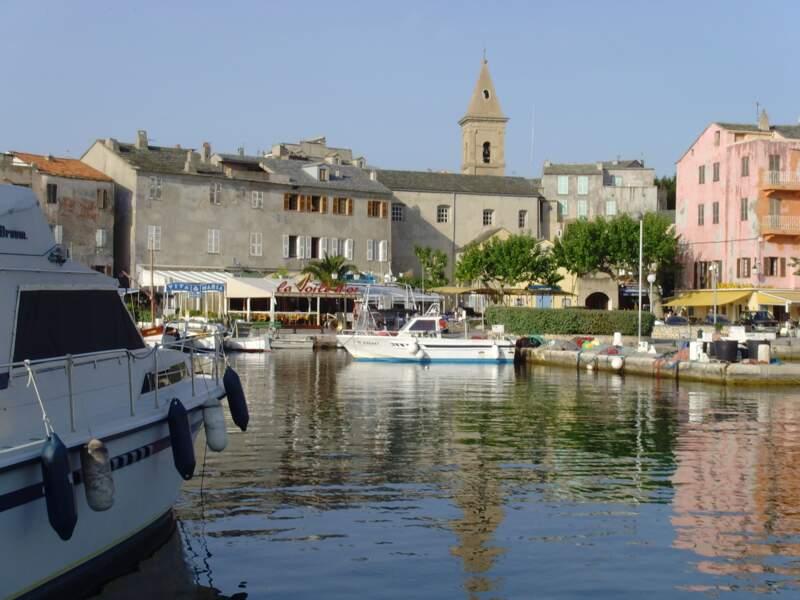 Saint-Florent, le village d'artistes