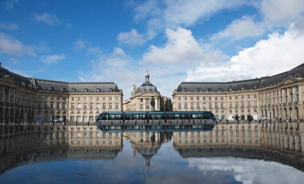 Photo prise à Bordeaux par klanade