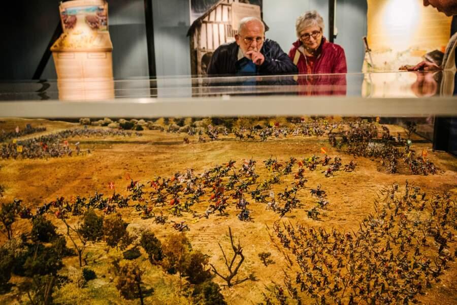 Un musée rétablit la vérité sur la sanglante défaite française
