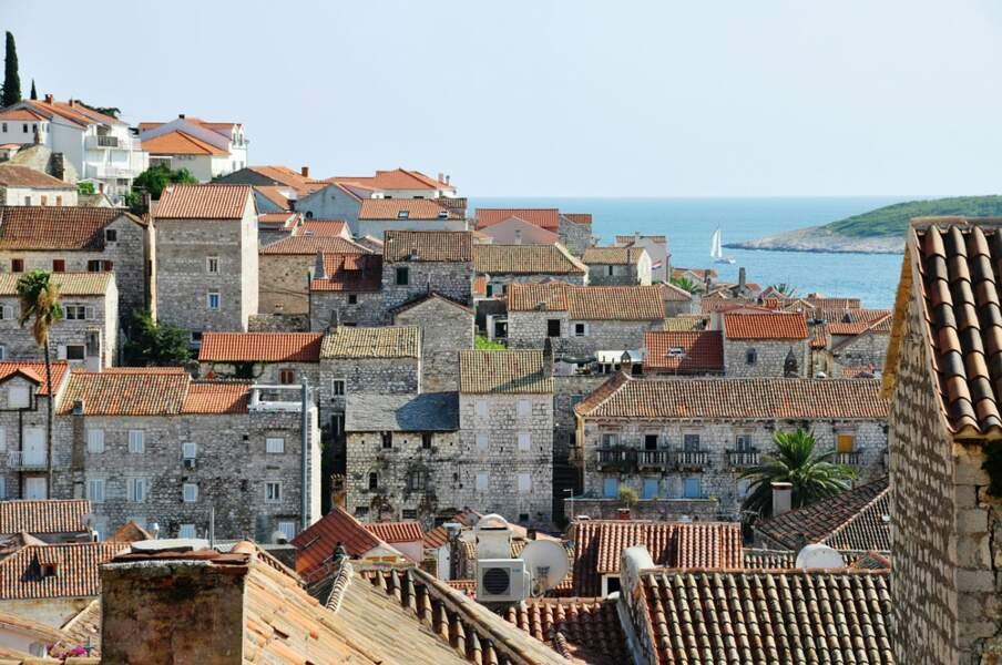 Hvar, beaucoup plus qu'une simple Ibiza des Balkans