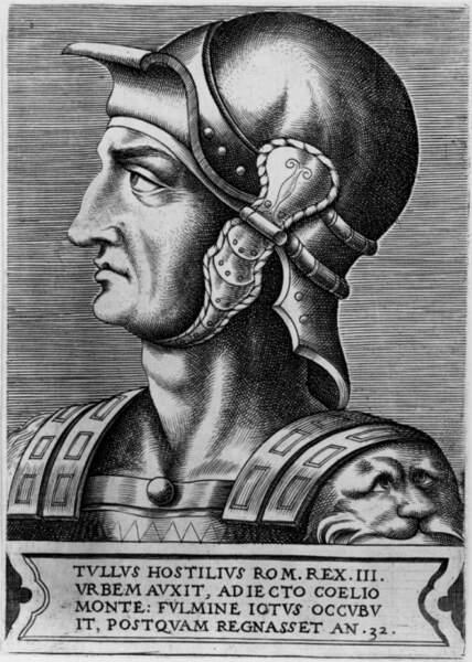 Tullus Hostilius (672 - 641 av. J.-C.) : l'unificateur des peuples du Latium