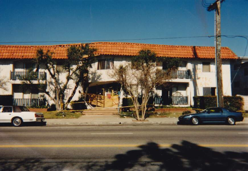 60 morts en grande banlieue de Los Angeles