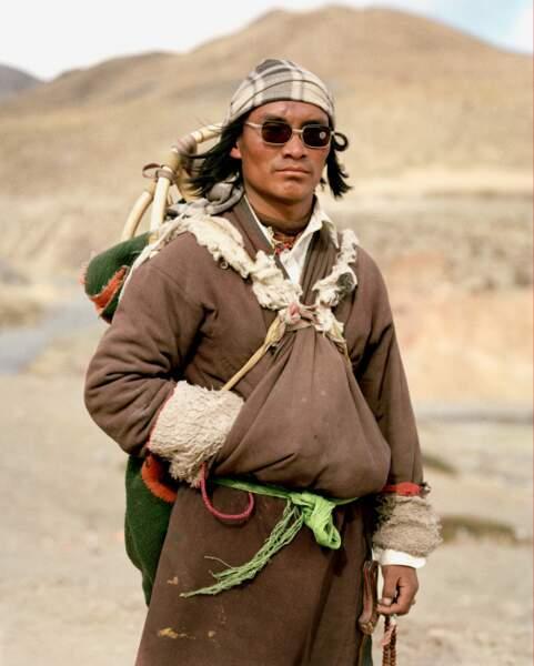 Mont Kailash, portrait de pèlerin