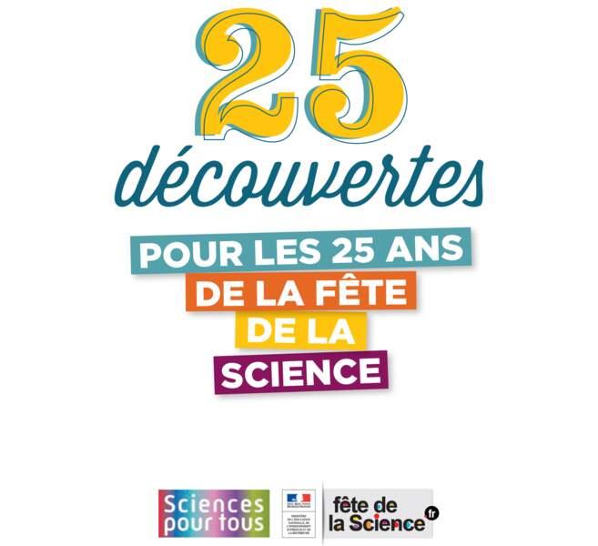 Les 25 ans de la Fête de la science