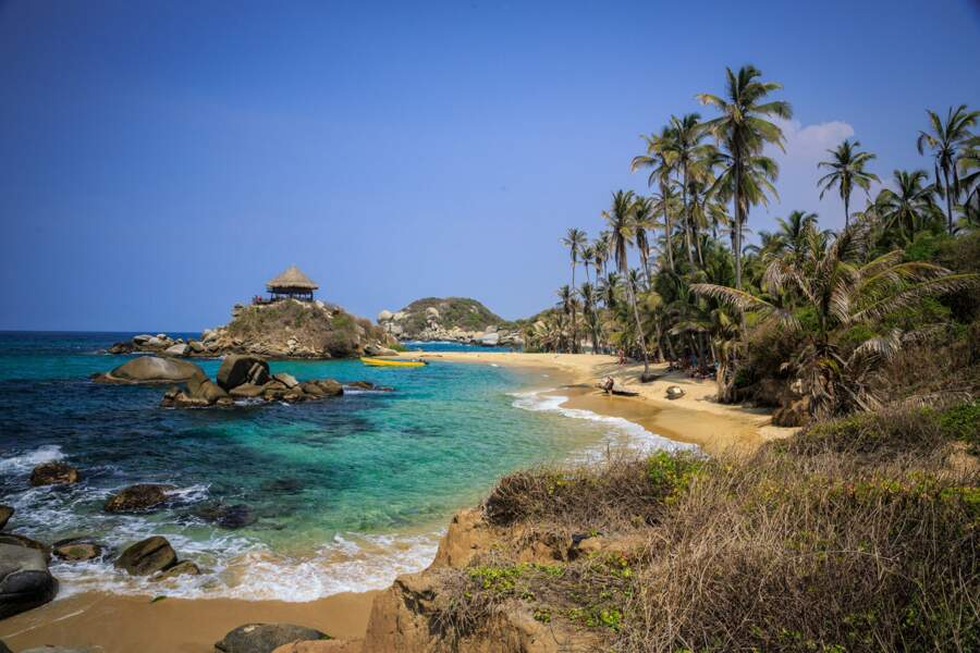 Une baie aux airs de Seychelles