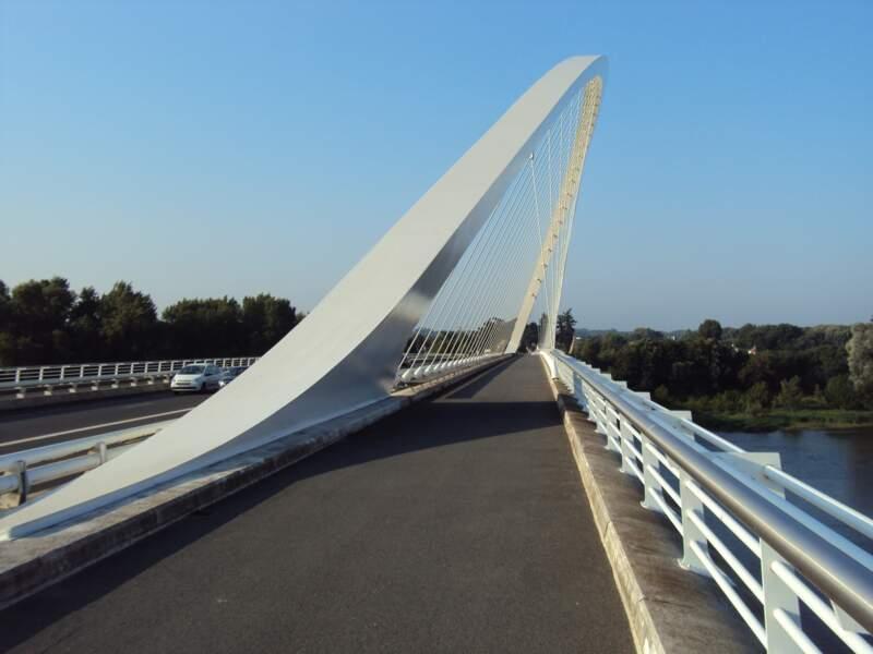 Le pont de l'Europe