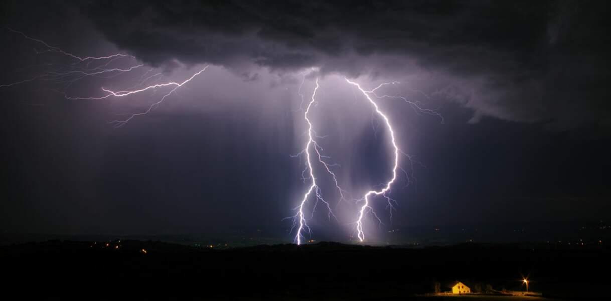 Instantané orageux / par Jérémie Gaillard