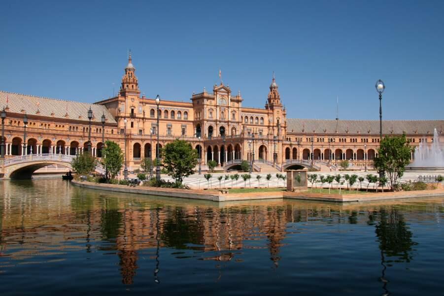 Séville, capitale de l'Andalousie