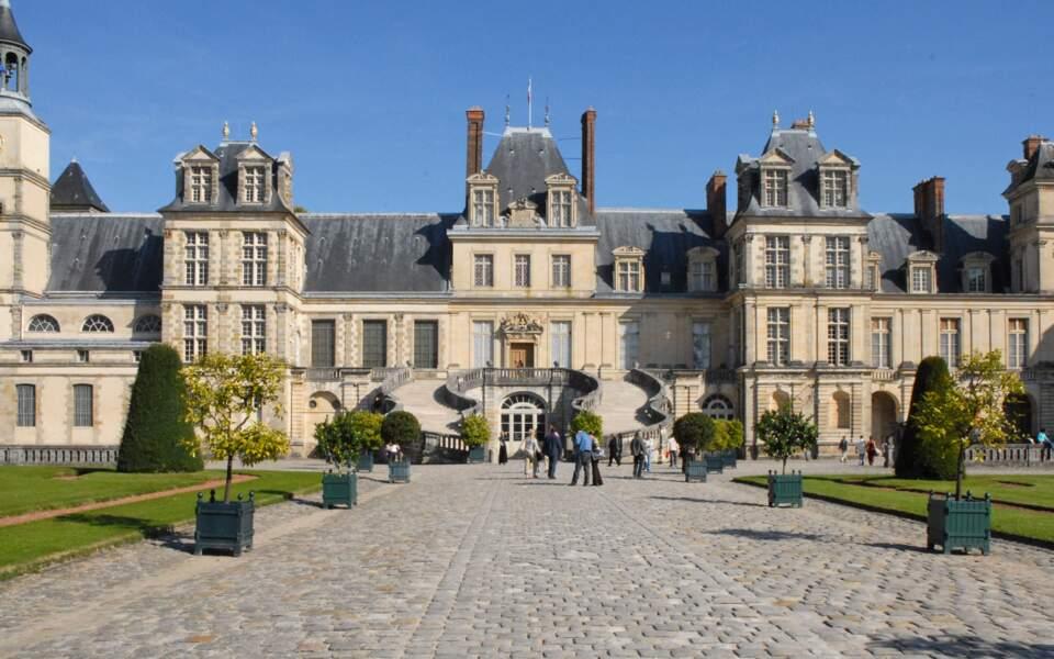 Visiter le château de Fontainebleau