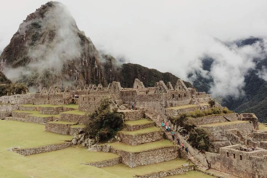 Le Machu Picchu, témoin de la civilisation inca