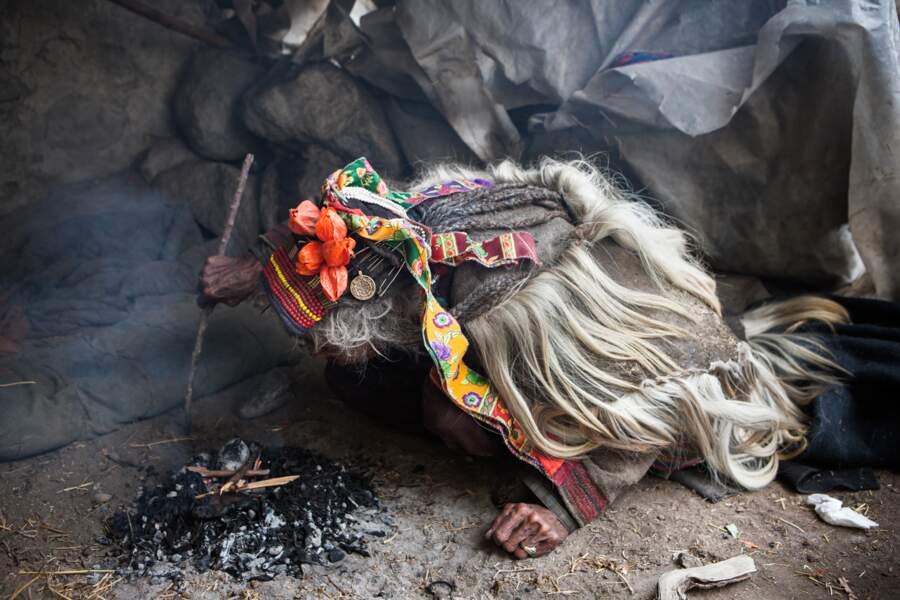 Les premiers Ladakhis?