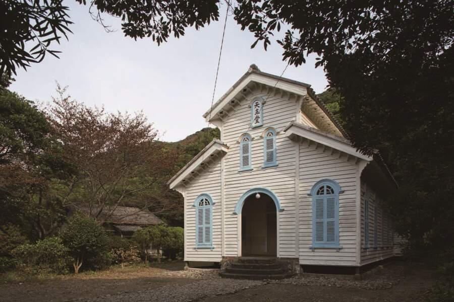 Les sites chrétiens cachés de la région de Nagasaki, au Japon