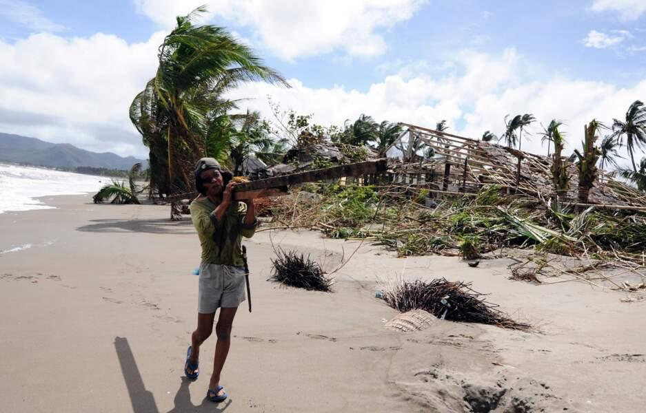 Réchauffement global, des cyclones plus intenses à l'horizon