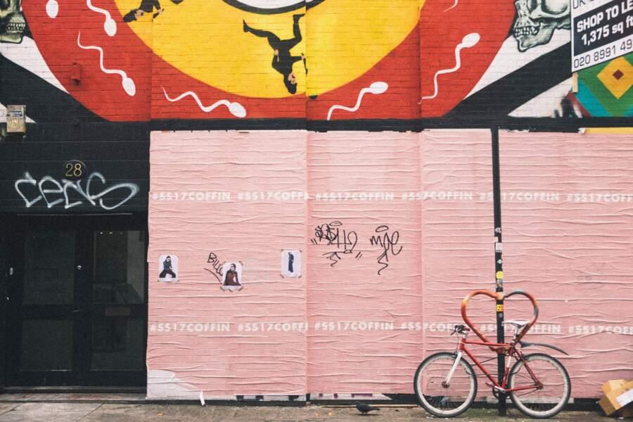 Street Art, Londres