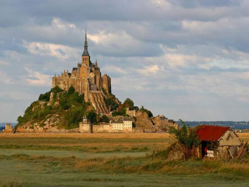 Diaporama n°6 : Instants lumineux au Mont-Saint-Michel